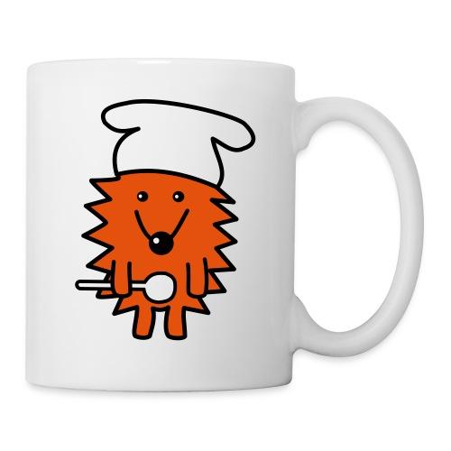 Tasse Koch-Igel - Tasse