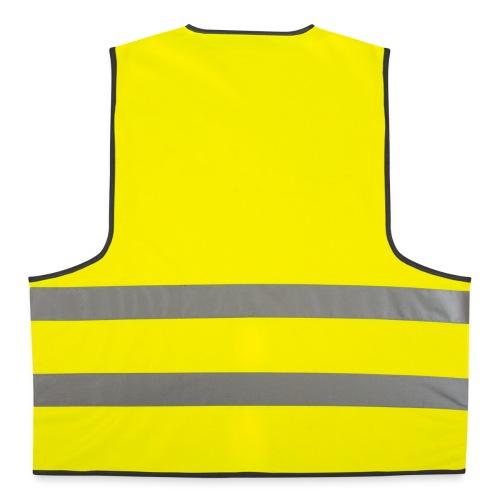 Blank/Unprinted Vest - Reflective Vest