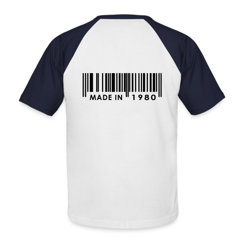 001 - Men's Baseball T-Shirt