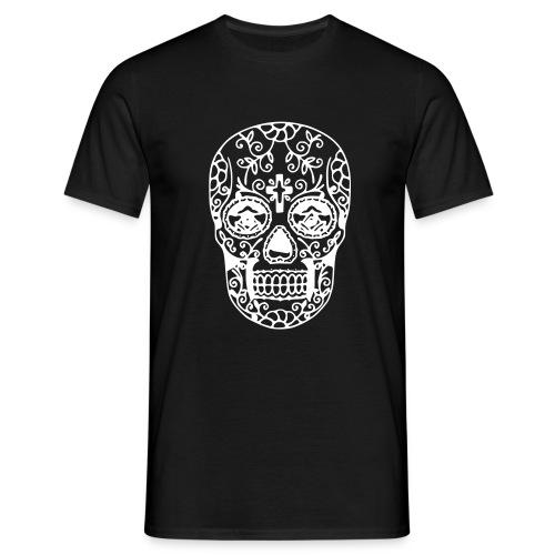 Sugar Skull - Maglietta da uomo
