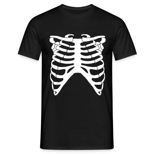 Chest Bones - Maglietta da uomo