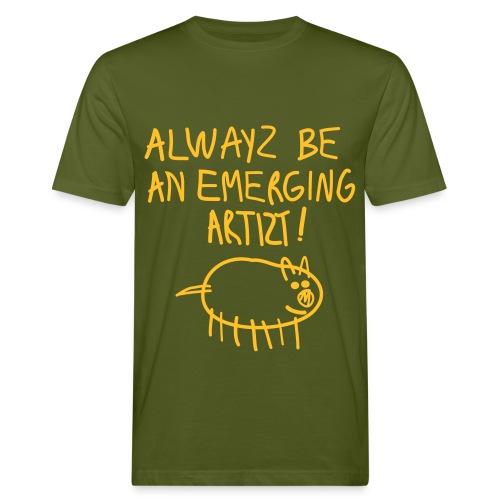 Emerging Artizt - T-shirt ecologica da uomo