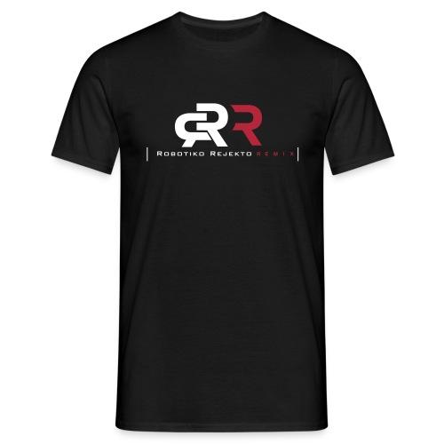 RR REMIX Logo - Men's T-Shirt