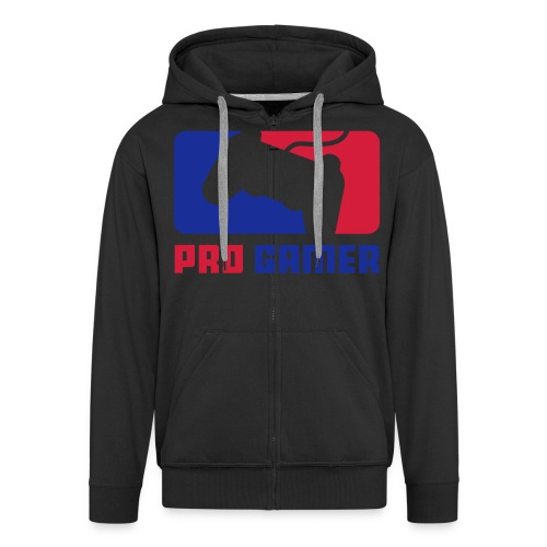 MGS Men's Hoodie-PRO GAMER - Men's Premium Hooded Jacket
