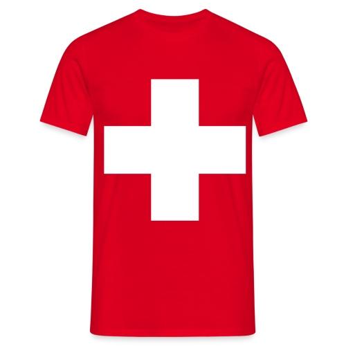 Croix Suisse - Men's T-Shirt