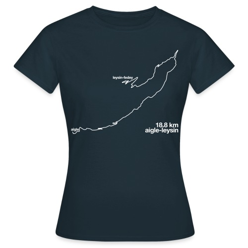 La Route - Women's T-Shirt