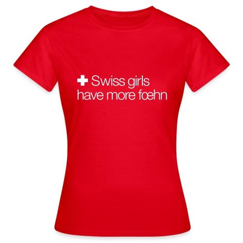 foehn - Women's T-Shirt