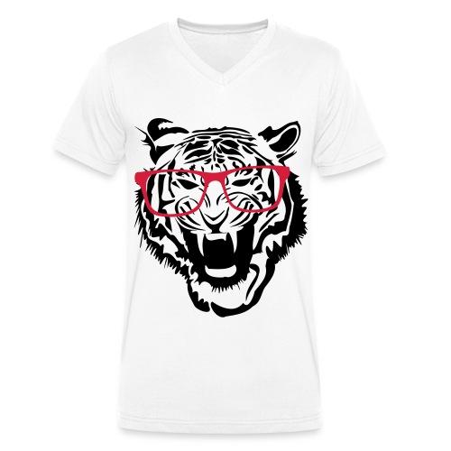 tigre swagg  - T-shirt bio col V Stanley & Stella Homme