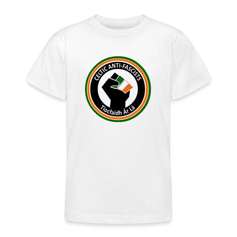 celtantifa__copy - Teenage T-shirt