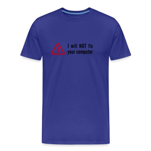 Motiv T-Shirt 11 - Männer Premium T-Shirt