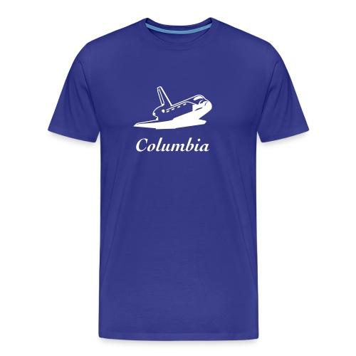 Columbia Memorial Shirt - Männer Premium T-Shirt