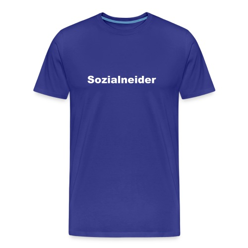 Sozialneider (V) - Männer Premium T-Shirt