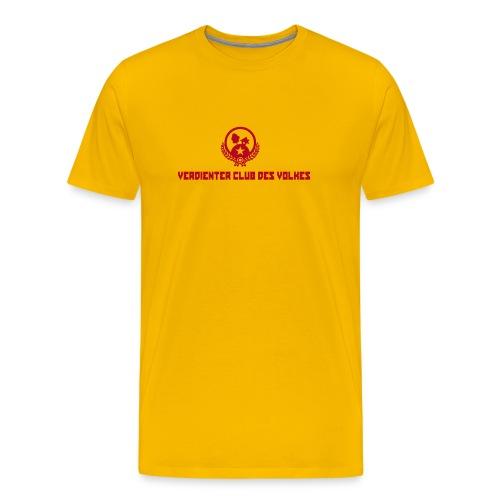STAMMHEIM: Verdienter Club Original (631) - Männer Premium T-Shirt