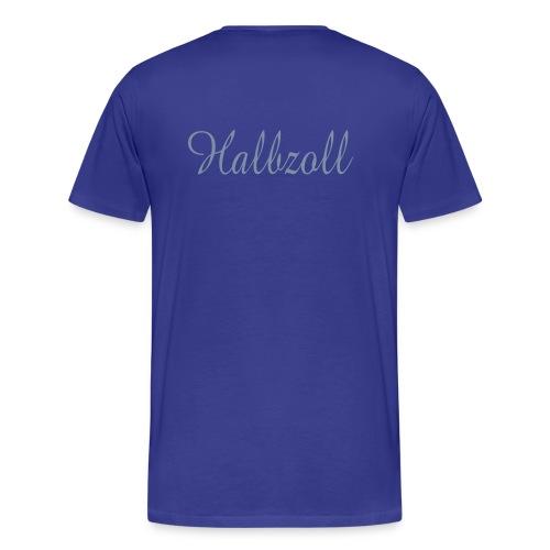 Halbzoll T-Shirt - Männer Premium T-Shirt