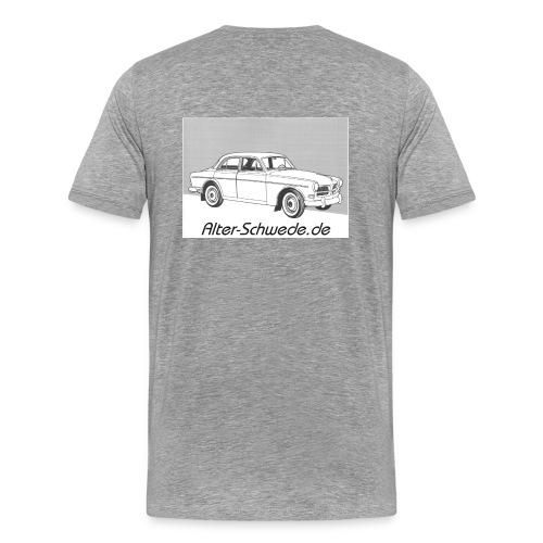 Amazon Shirt - Männer Premium T-Shirt