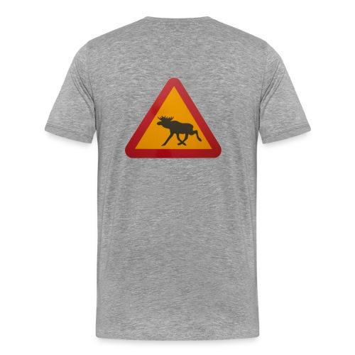 Elchshild - Männer Premium T-Shirt