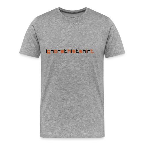 T SHIRT - Männer Premium T-Shirt