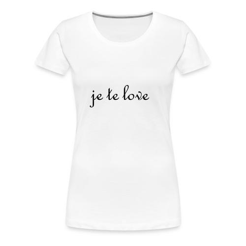 BeauTy Crew Neck - Frauen Premium T-Shirt