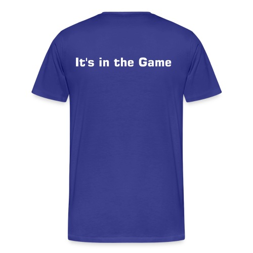 It's in the game - Männer Premium T-Shirt