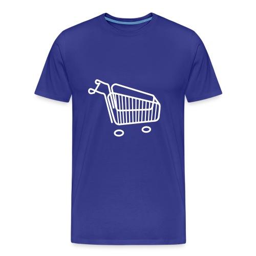 Cart - Männer Premium T-Shirt