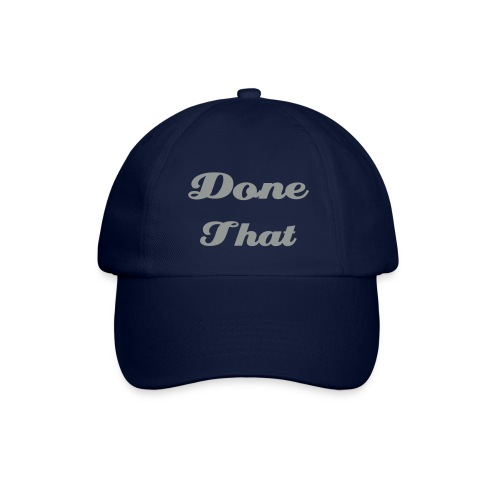 Been There, Done That - Cap - Blue - Baseball Cap
