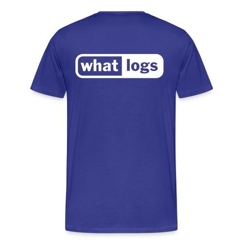 Männer Premium T-Shirt - Der Klassiker - Das Ultimative Fan-T-Shirt!