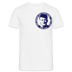 BREMNER - SIDE BEFORE SELF - LEEDS SALUTE PLACEMENT - Men's T-Shirt