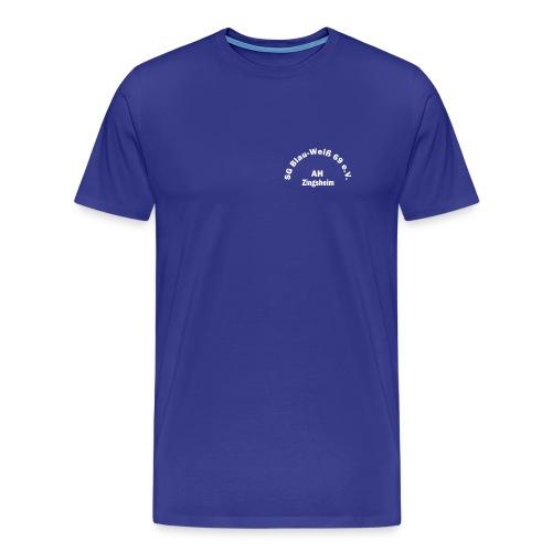 AH Zingsheim - mit Name und Rückennummer - Männer Premium T-Shirt