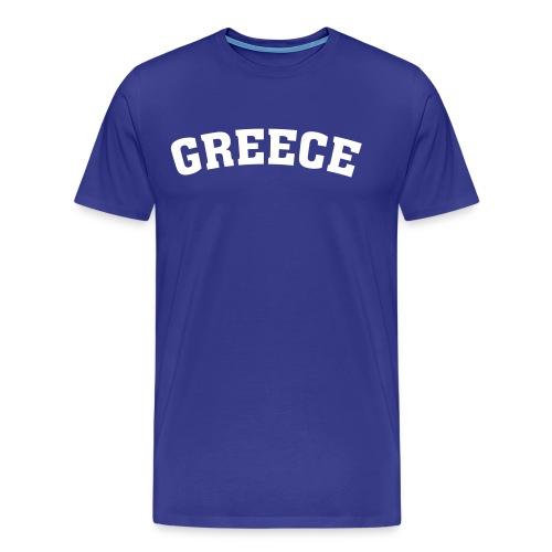 Greece - Männer Premium T-Shirt