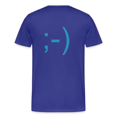 Smail - Männer Premium T-Shirt