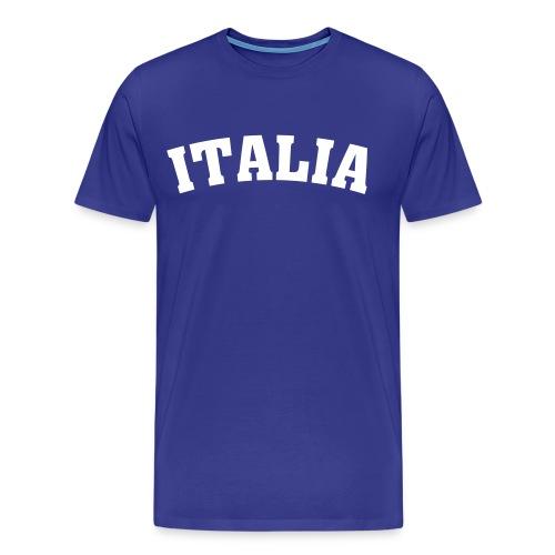 Italia T-Shirt - Männer Premium T-Shirt