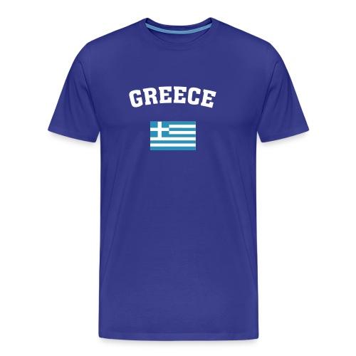 Greece T-Shirt - Männer Premium T-Shirt