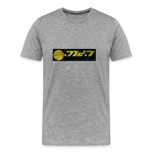 T-Shirt Logo neu - Männer Premium T-Shirt