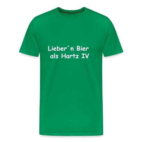 T-Shirt Hartz IV - Männer Premium T-Shirt