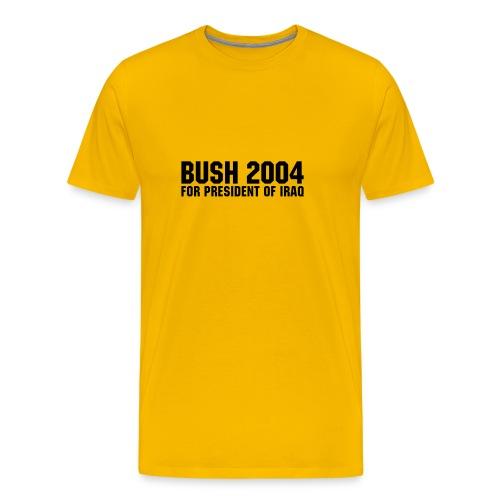 Bush 2004 - Männer Premium T-Shirt