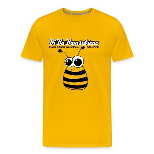 bi-ba-bumseshirt - Männer Premium T-Shirt