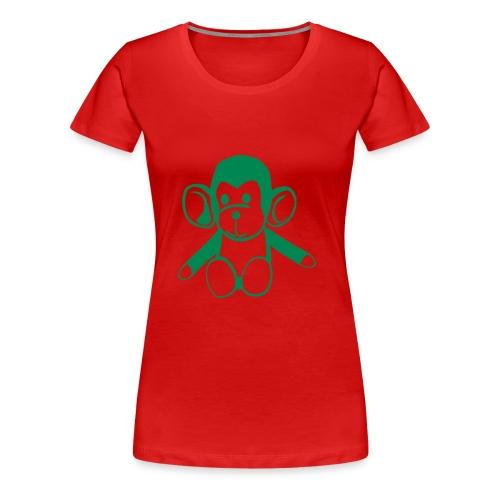 Pipo Slim T - Frauen Premium T-Shirt