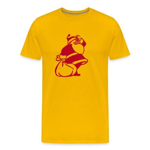 0100m - Männer Premium T-Shirt