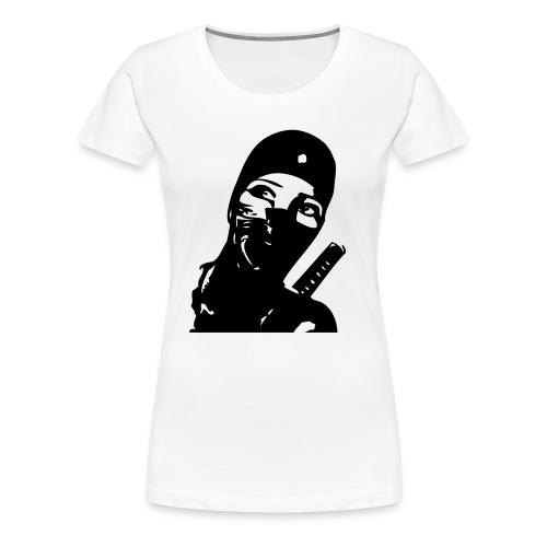 Ninjawomen - Frauen Premium T-Shirt