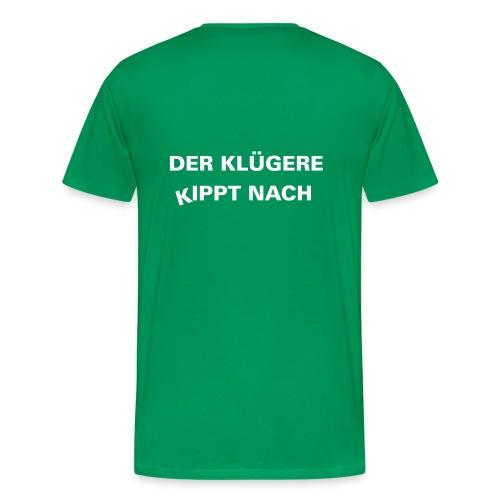 Rotz - Männer Premium T-Shirt