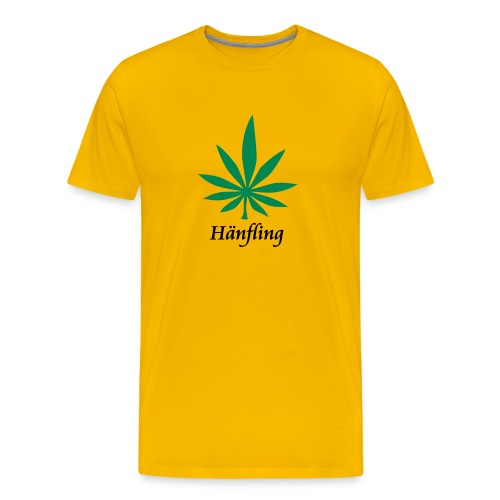 Haenfling - Männer Premium T-Shirt