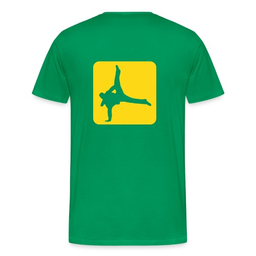 Teeshirt Vert - T-shirt Premium Homme