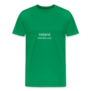 Ireland t-shirt - Men's Premium T-Shirt