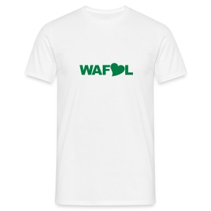 WAFLL - ACRONYM FROM AN OLD LEEDS CHANT - Men's T-Shirt
