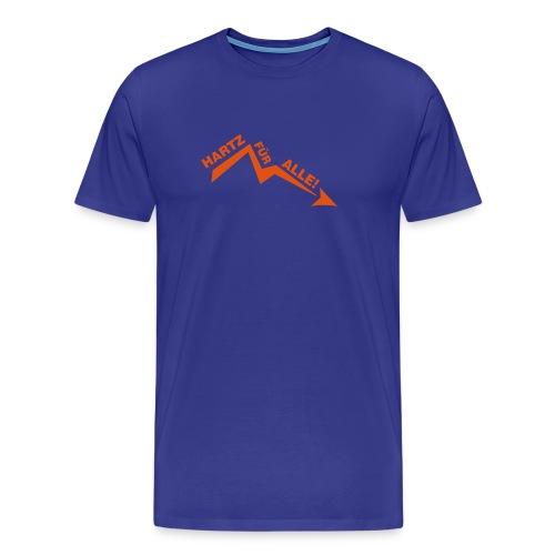 Hartz für alle - Männer Premium T-Shirt