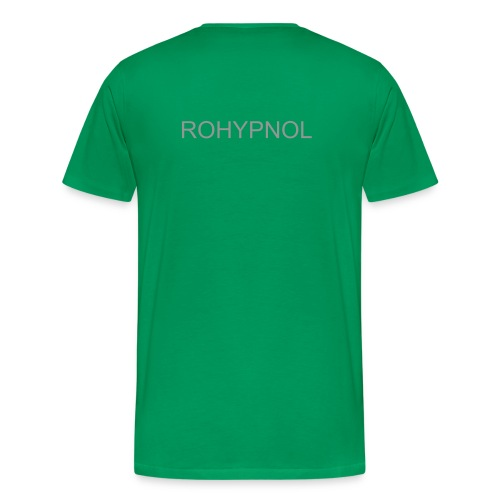 Rohypnol - Men's Premium T-Shirt