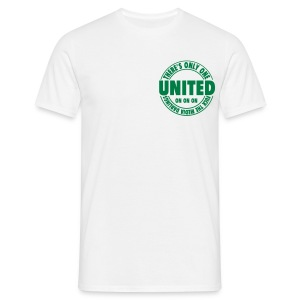 ONLY ONE.... - LEEDS SALUTE PLACEMENT - Men's T-Shirt