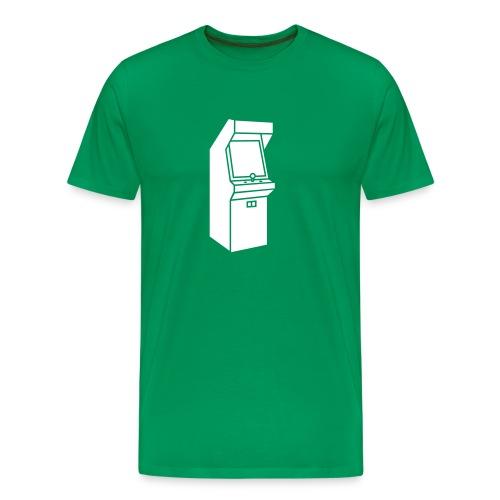 Arcade Gamer - Men's Premium T-Shirt