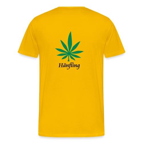 Hanf - Männer Premium T-Shirt