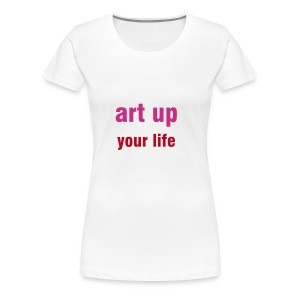 art up women - Frauen Premium T-Shirt